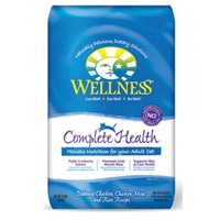 Wellness Complete Health Dry Cat Food - Chicken Flavored 5 Lb.