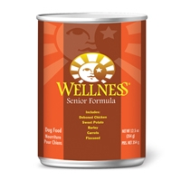 Wellness Canned Dog Super5Mix Senior 12.5 Oz