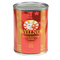 Wellness Canned Dog Turkey & Sweet Potato 12.5 Oz