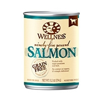 Wellness Canned Dog 95% Salmon 13.2 Oz