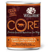 Wellness Core Dog Chicken 12/12.5 oz Cans
