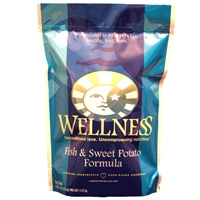 Wellness Dry Dog Fish & Sweet Potato 15 lbs