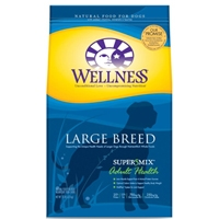 Wellness Super5Mix Large Breed Adult Health 15 lbs.