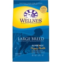 Wellness Super5Mix Large Breed Puppy Health 15 lbs.