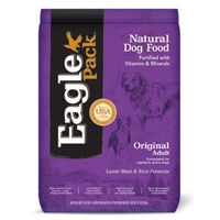 Eagle Original Adult Lamb & Rice Dog Food