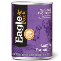 Eagle Pack Lamb Formula Can Dog Food