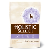 Holistic Select Radiant Adult Health Dog Chicken Meal & Rice Recipe 6/6 lb.