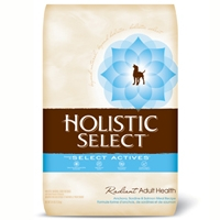 Holistic Select Radiant Adult Health Dog Anchovy, Sardine & Salmon Meal Recipe 30 lb.