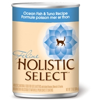 Holistic Select Oceanfish & Tuna Can Cat 12/13 oz.