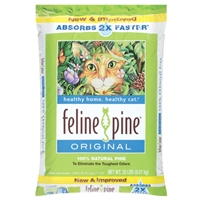 Nature's Earth Feline Pine 20 lb. Bag