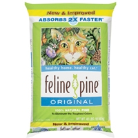 Nature's Earth Feline Pine Litter