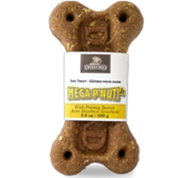 Darford Mega Bones Peanut Butter Junior, 24/3.5 Oz
