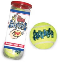 Kong Air Kong Squeaker Tennis Ball 3 Pack Bag Medium