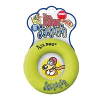 Kong Air Kong Squeaker Donut Medium