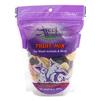Sweet Meadow Treat Fruit Mix 8oz Bag