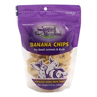 Sweet Meadow Treat Banana Chips 5.75oz