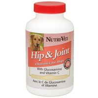 Nutri-Vet Hip & Joint Liver Chewable Tablets 75 Count