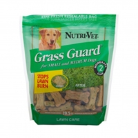 Nutri-Vet Grass Guard Wafers 19.5oz