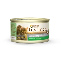 Nature's Variety Instinct Limited Ingredient Diet Lamb Can Cat 24/3OZ