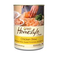 Nature's Variety Homestyle from the Prairie Canine Canned Chicken Stew 13.2 oz