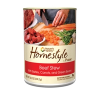 Nature's Variety Homestyle from the Prairie Canine Canned Beef Stew 13.2 oz.