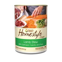 Nature's Variety Homestyle from the Prairie Canned Lamb Stew 13.2 oz