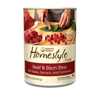 Nature's Variety Homestyle from the Prairie Canned Beef and Bison Stew 13.2 oz