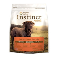 Nature's Variety Instinct Salmon Meal Formula - 25.3 Lb Dog