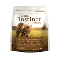 Nature's Variety Instinct Duck Meal & Turkey Meal Formula - Cat 2.2 Lb 8/Case