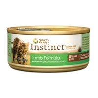 Nature's Variety Instinct Can Cat Lamb 12/5.5 oz