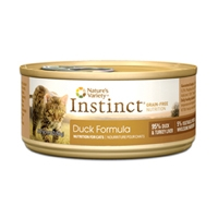 Nature's Variety Instinct Can Cat Duck 12/5.5 oz