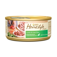 Nature's Variety Homestyle from the Prairie Canned Lamb & Liver Stew Cat 12/5.5 oz.