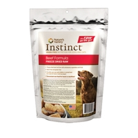 Nature's Variety Instinct Freeze Dried Beef Formula 7 oz.