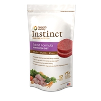 Instinct Grain Free Raw Frozen Rabbit Patties for Dogs