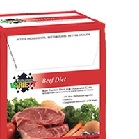 Nature's Variety Instinct Beef Chub Diet 6/2 Lb
