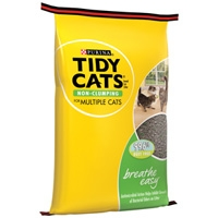 TIDY CAT ANTIBACTERIAL ODOR CONTROL