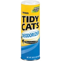 TIDY CAT SHAKE ON DEODORIZER
