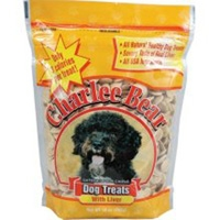 Charlee Bear Liver Dog Treats 17 oz. Jar