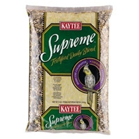 Kaytee Supreme Cockatiel Fortified Daily Blend