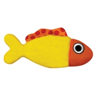 Petstages Catnip Refillable Pocket Fish