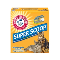 Arm & Hammer Super Scoop Clumping Litter Unscented 40 lb.