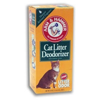 Arm & Hammer Litter Deodorizer w/ Baking Soda   12/20 oz.