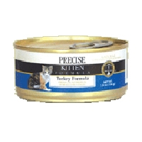 Precise Kitten - Turkey 3 oz. Cans