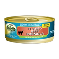 Feline Precise Holistic Complete Grain Free Beef Canned 5.5 oz.