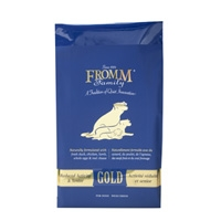 Fromm Dog Gold Senior, 4/5 Lb