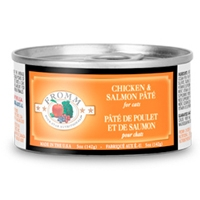 Fromm 4 Star Cat Chicken/Salmon Patte, 12/5 Oz