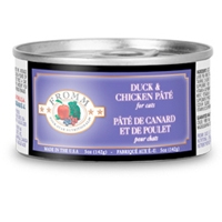 Fromm 4 Star Cat Duck/Chicken Patte, 12/5 Oz