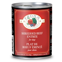Fromm 4 Star Dog Shredded Beef, 12/13 oz