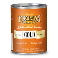 Fromm Gold Dog Chicken Pate 12/13 oz