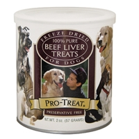 Gimborn Freeze Dried Liver 2 oz.